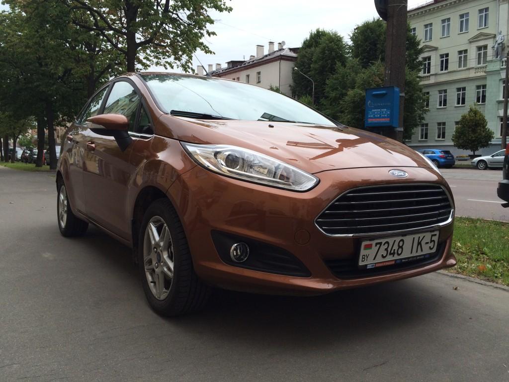 Ford Fiesta: Российская сборка немецкого хита
