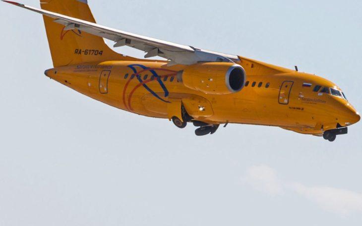 Стала известна причина катастрофы пассажирского самолета АН-148 под Москвой
