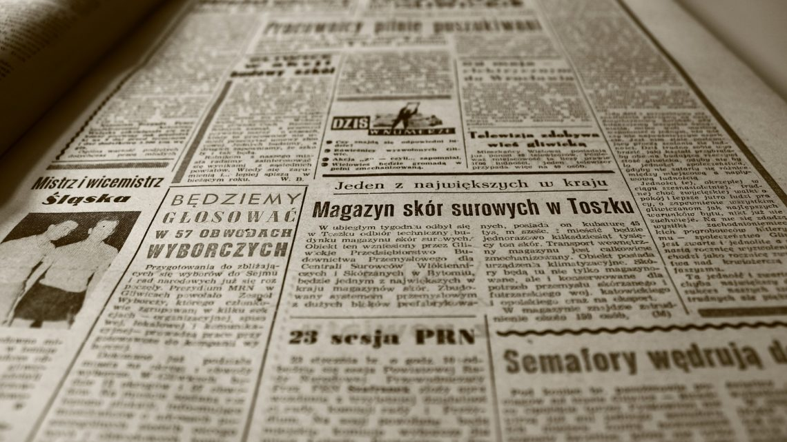 Смерть газет и журналов прогнозируют через два года