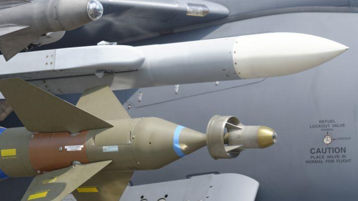 Лукашенко подписал боевую ракету